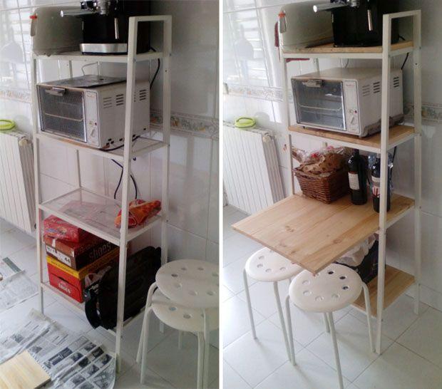Tiny Kitchen Hacks: Best 25+ Small Apartment Hacks Ideas On Pinterest