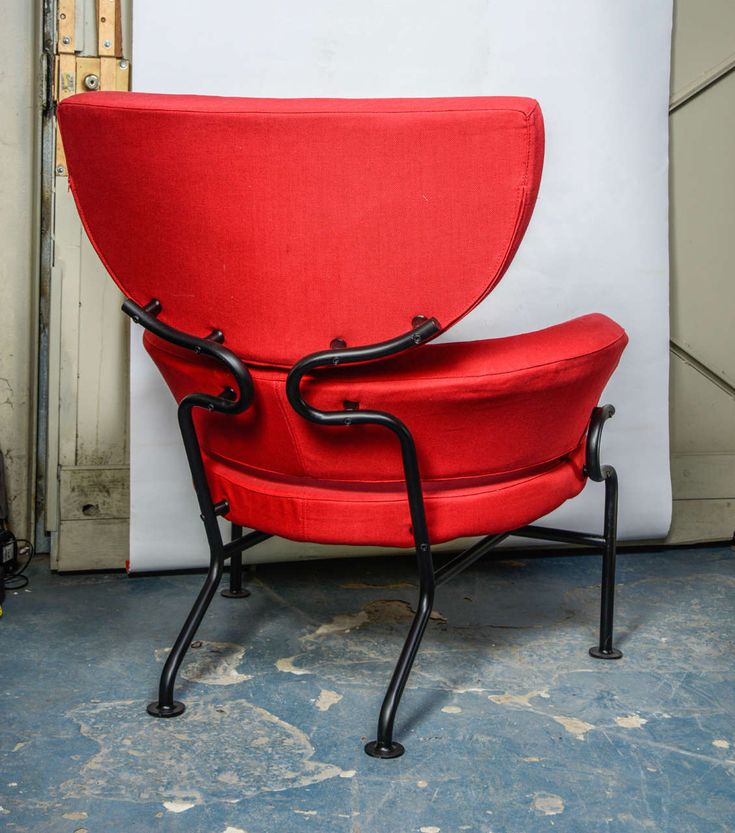Pair of 1957 Armchairs by Franco Albini | From a unique collection of antique and modern armchairs at https://www.1stdibs.com/furniture/seating/armchairs/