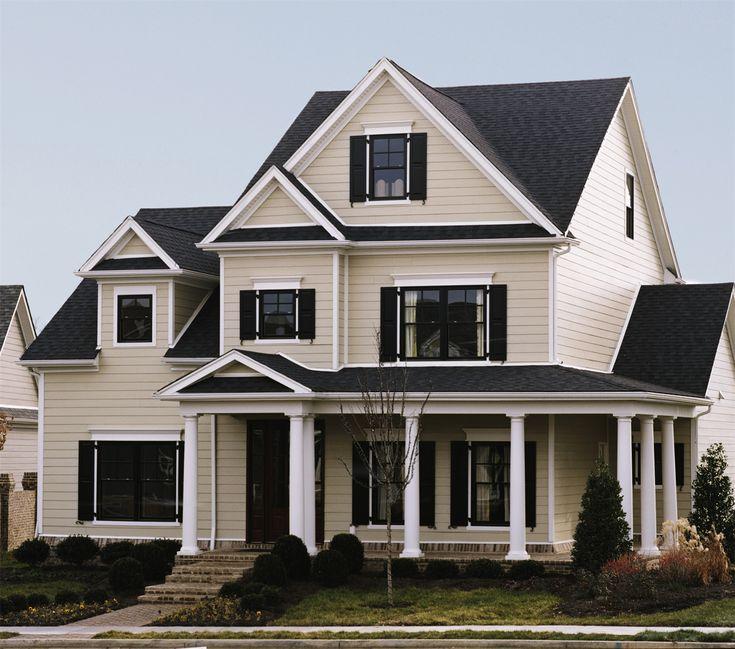 47 best james hardie homes images on pinterest james for Hardiplank homes designs