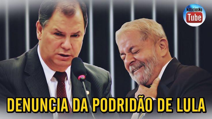 Deputado denuncia 'podridão' de Lula e escancara plano para fugir da cadeia