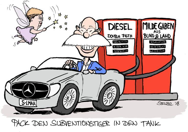 Pin von U. Vorbeck auf Diesel & Feinstaub (mit Bildern