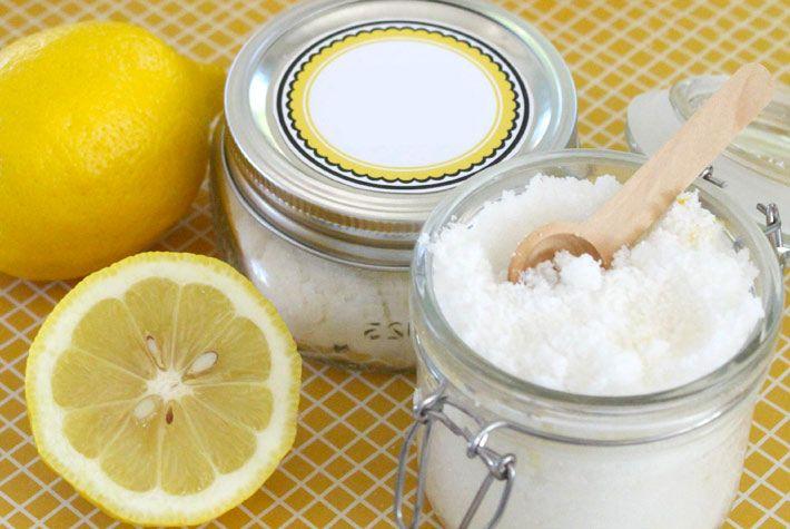 Rimedi di bellezza con limone, zucchero e glicerina >>> http://www.piuvivi.com/bellezza/limone-zucchero-glicerina-rimedi-naturali-pelle-beauty.html <<<