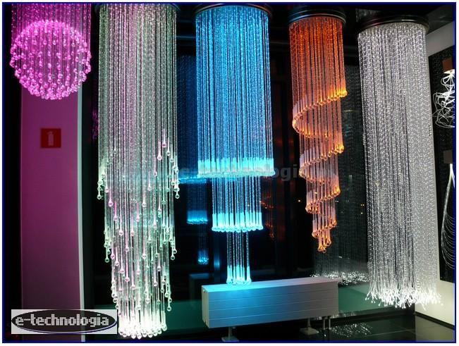 Lampy LED nowoczesne lampy do salonu