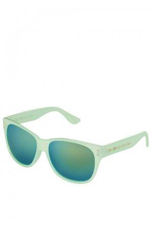Topshop verspiegelte Sonnenbrille