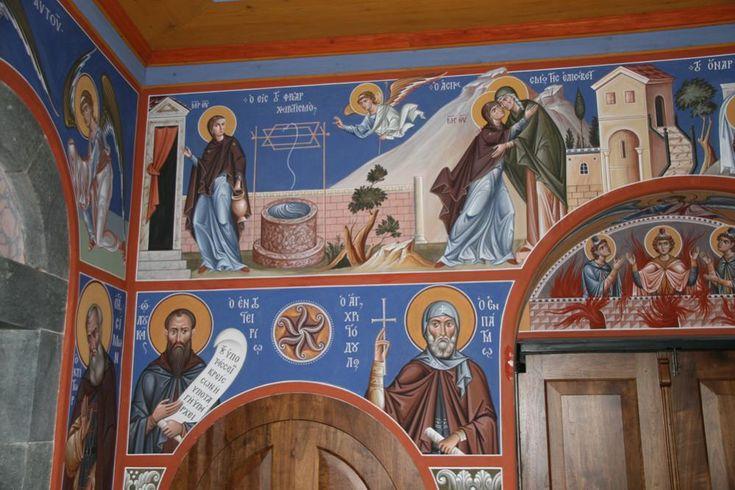 32581 - Архимандрит Зинон: безгласная проповедь