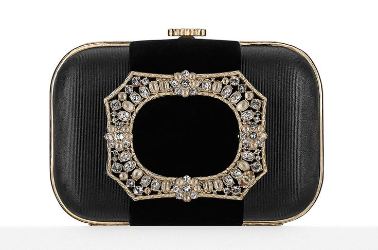 Chanel Crystal Embellished Minaudiere - by Cris Figueired♥