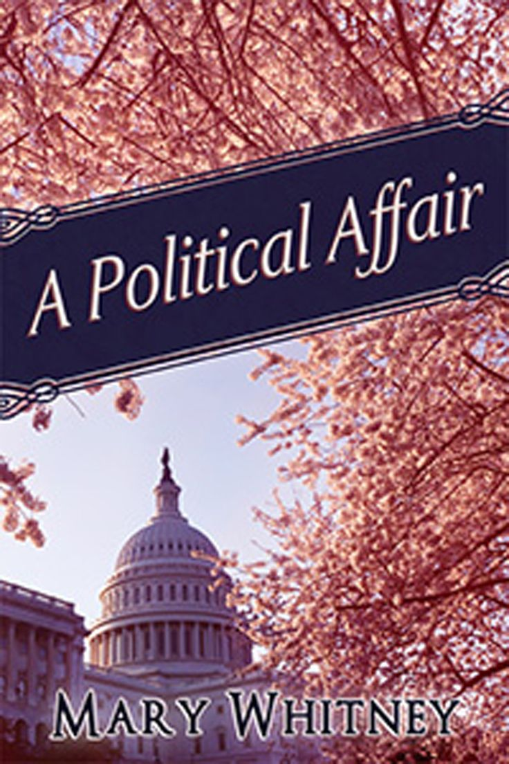 Mary Whitney's political tale about a brilliant young Senator trying to earn the seat he inherited, and the young intern who could destroy it.