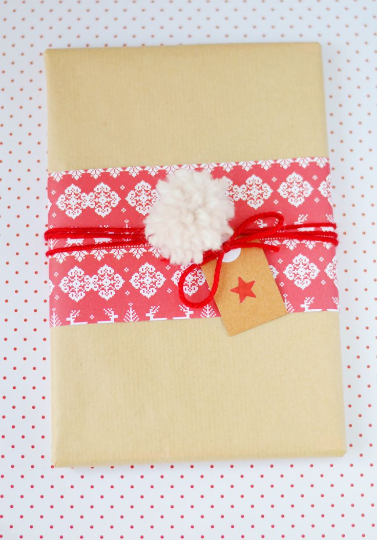 DIY: Ideas para envolver regalos  Tutorial para envolver regalos. http://cosesmones.blogspot.com.es
