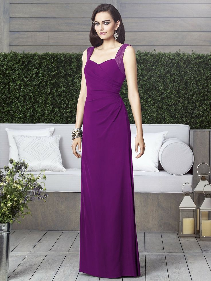 34 best Pink and Purple Bridesmaid and Flowergirl Dresses! images on ...