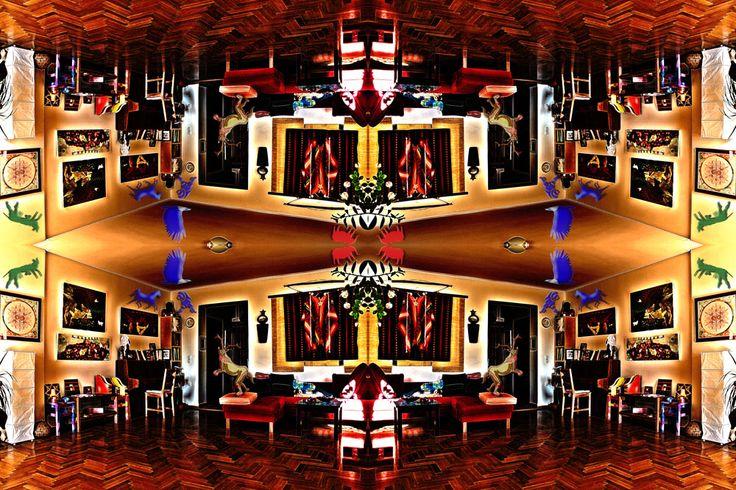 Mystery Room Kamer van Geheime http://julianventer.com