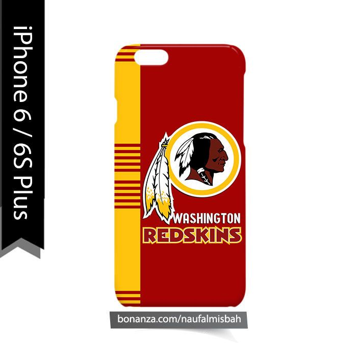 Washington Redskins Line iPhone 6/6s PLUS Case Cover Wrap Around