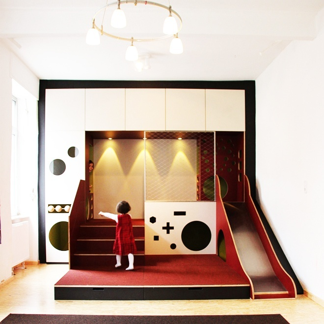 A Room That Stimulates Your Imagination!