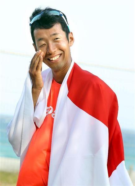 リオデジャネイロオリンピック陸上 50 キロ競歩で銅メダルを獲得した荒井広宙選手。悲願の競歩初メダル!リオ五輪 2016