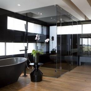 Stylish Serengeti house in Johannesburg by Nico van der Meulen Architects : beautiful Serengeti house in Johannesburg by Nico van der Meulen Architects – Bathroom