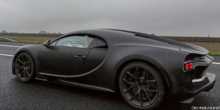 Bugatti Chiron; The holy grail of the super cars!