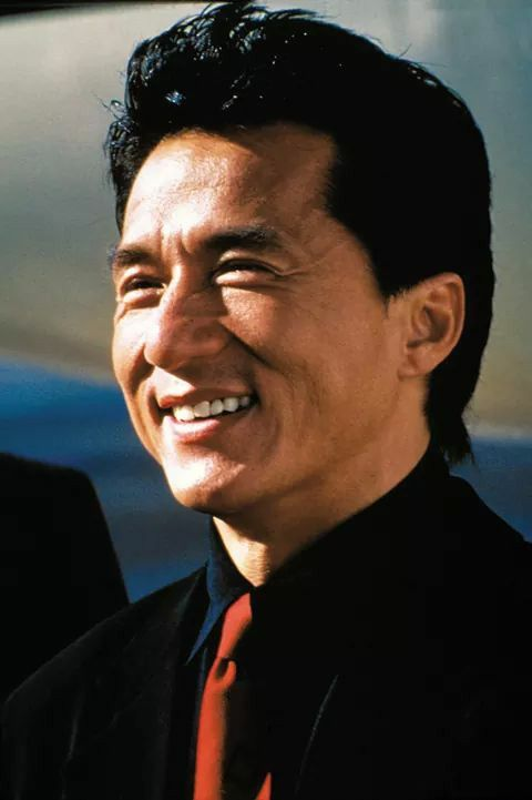 Jackie Chan, awesome your smile <3