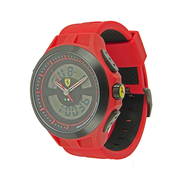 OROLOGIO LAP TIME 44 MM - FERRARI
