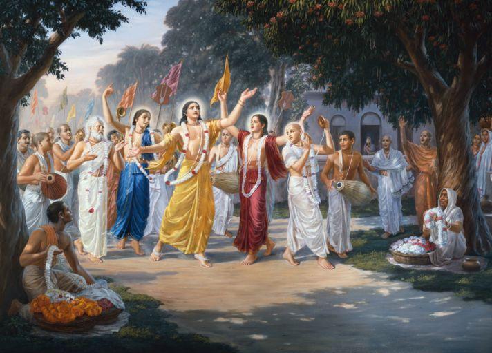 shri chaitanya death mystery sthapatya kaha gele toma pai nabadwip nagar sankirtan.jpg