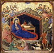 Nativity 1308-11  by Duccio Di Buoninsegna