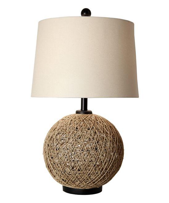 Malacca City Table Lamp
