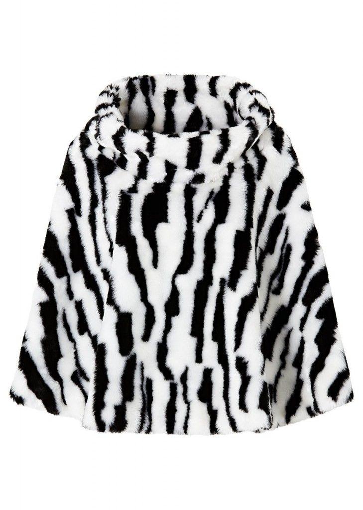 capa animal print zebra