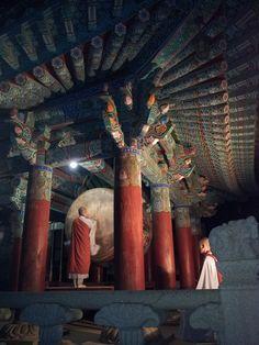 Korean Temple (Haeinsa)