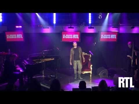 Florent Pagny - Et un jour une femme en live dans le Grand Studio RTL présenté par Eric Jean-Jean - YouTube