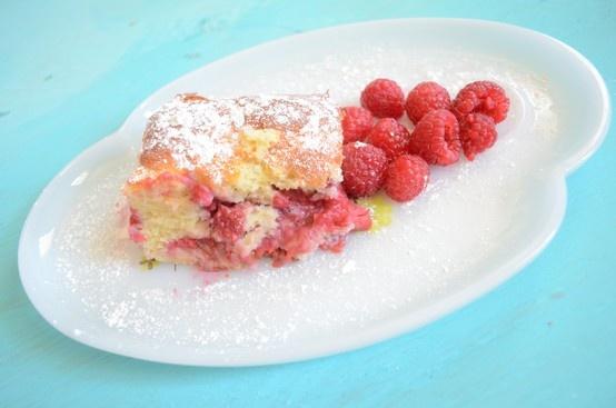Blueberry Bublanina | Bubbly Cake Recipes — Dishmaps