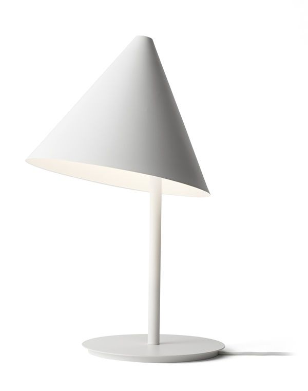 Through An Exploration Of Geometry And Asymmetry The Conic Lamp From Bright Talent Thomas Bentzen Sports A Cone S