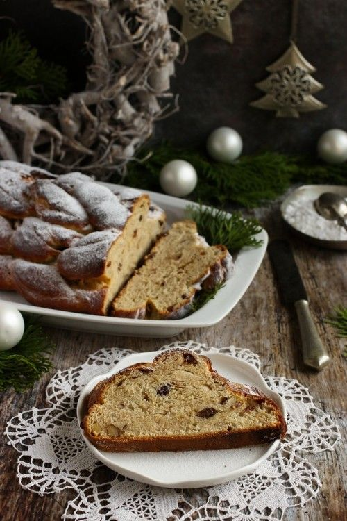 Vianočka (szlovák karácsonyi kalács) recept