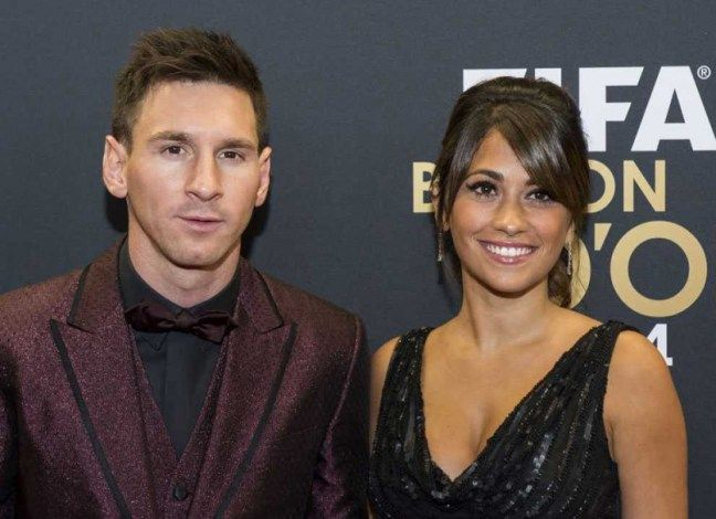 Lionel Messi is Getting Married with Antonella Roccuzzo