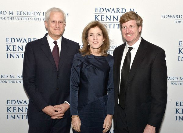 Caroline Kennedy Photos - Edward M. Kennedy Institute Gala Brings Together Family And Friends For Opening And Dedication - Zimbio