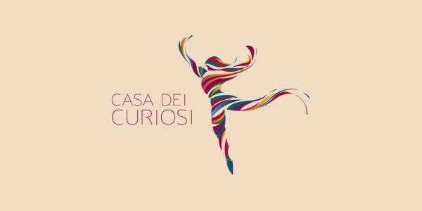 The Dance Logo Design | More logos http://blog.logoswish.com/category/logo-inspiration-gallery/ #logo #design #inspiration