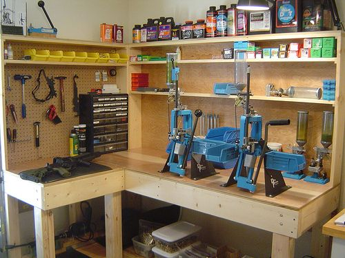 Reloading Bench...Bryan would love this!!