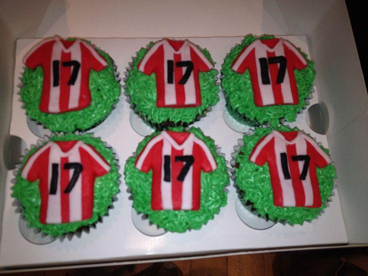 Stoke City Cupcakes
