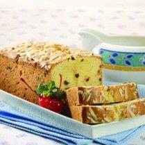 CAKE TAPE KISMIS KENARI Sajian Sedap