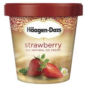 GlutenAway: Haagen Dazs Gluten Free Ice Cream List