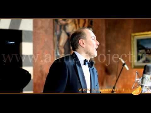 ALMA PROJECT - Piano, String Trio & Tenor MM - 'O Sole Mio (G. Capurro - E. Di Capua)