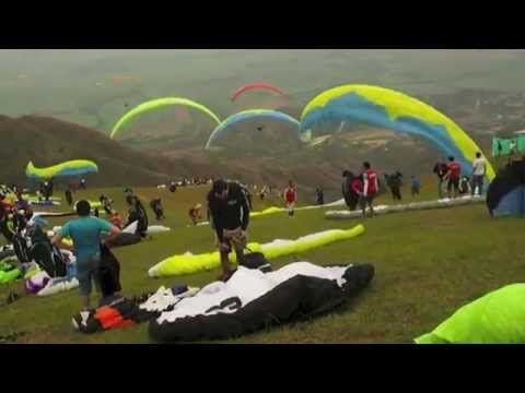 *Paragliding World Championships Superfinal  2015: Launches from Task 4* Paragliding - The best way to bring your flying dreams come true! Launching during Task 4 of thé Paragliding World Championships 2015 in Roldanillo, Colombia. - http://bit.ly/1KT5wfj - http://bit.ly/1GdHzPU
