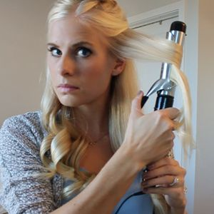 Terrific 1000 Ideas About 1 Inch Curling Iron On Pinterest Brushed Out Hairstyle Inspiration Daily Dogsangcom