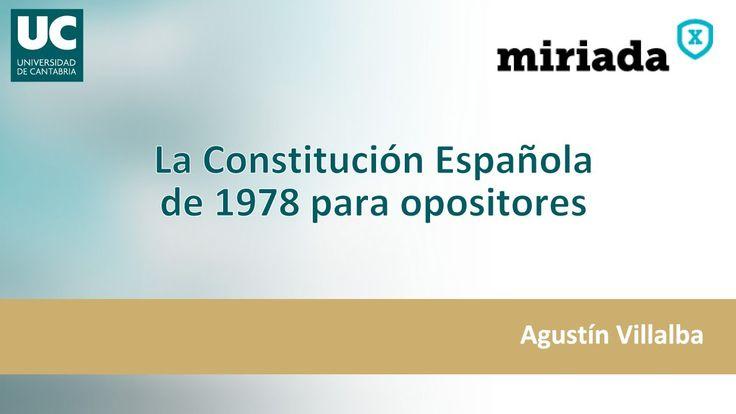 Modulo_0. La Constitución Española de 1978 para opositores.