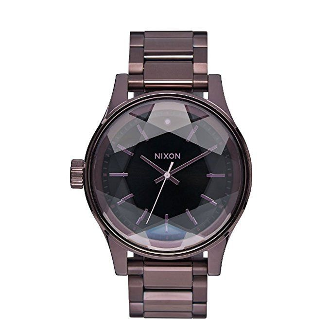 Women's Watches  :    Nixon Women's Facet A3842172 Purple Stainless-Steel Quartz Watch  - #Watches https://talkfashion.net/acceseroris/watches/womens-watches-nixon-womens-facet-a3842172-purple-stainless-steel-quartz-watch/