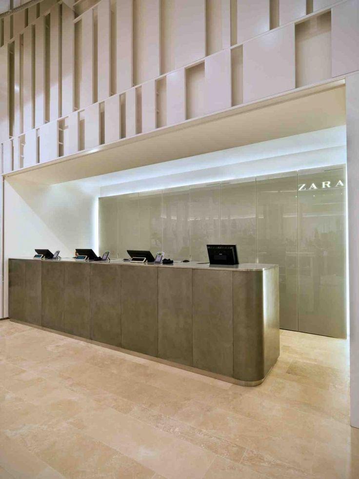 Zara Rome / Duccio Grassi Architects  계단 및 인테리어