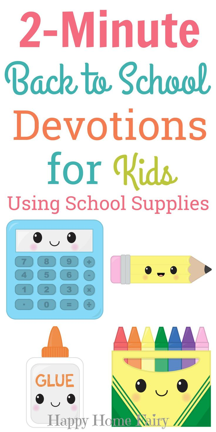Old Devotional Lessons For Kids Picture Books