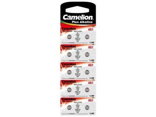 Camelion Pack de 10 piles Alkaline AG1 #Camelion #Pack #piles #Alkaline
