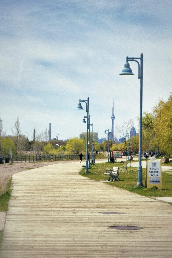 Soulful pictures of Beaches in Toronto, Ontario