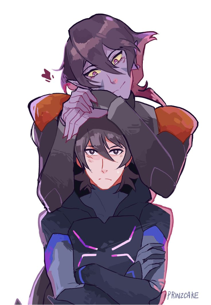 hello…i love this mother-son combo so much… but keith took waay too long to realize she's his mother, i mean, all the hints just flew right over his head lol #voltron #keith #krolia