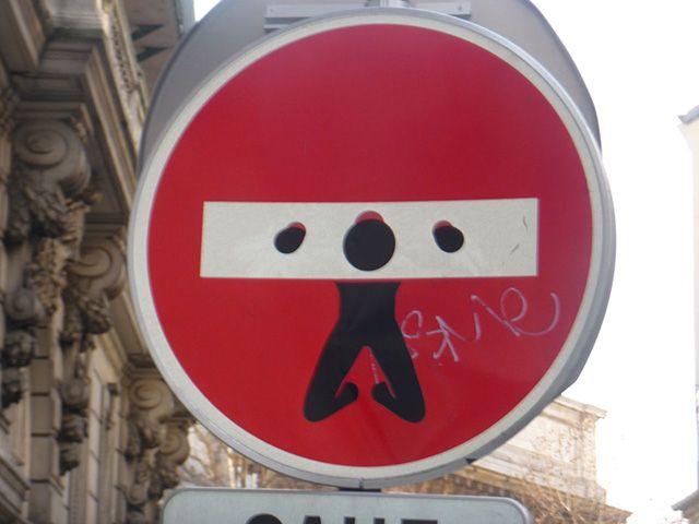 """""""Liberi"""" la street art a Firenze. Documentario girato per le strade che racconta i maggiori artisti attivi in città partendo da Clet Abraham (leggi oltre...)"""