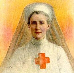 Edith Louisa Cavell 1865 – 1915.  Trained as a Registered Nurse and called on to care for wounded soldiers in WWI, Edith impressed upon fellow nurses the need to care for patients, irrespective of their nationality.  Edith was responsible for the escape to neutral territory of over 200 Allied soldiers until her arrest in 1915.  When interrogated she acknowledged her role in the escape system and, despite efforts by neutral officials, she was executed by firing squad on 12th October 1915.