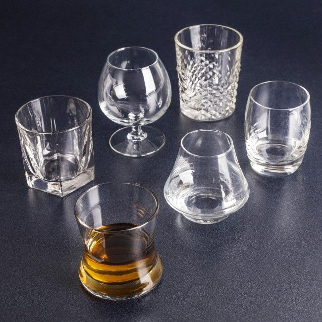 Enjoy every type of spirit, with the Libbey Spirits Taster Glasses. Perfect for parties! Make sure your guests get the appropriate glass for their beverage.